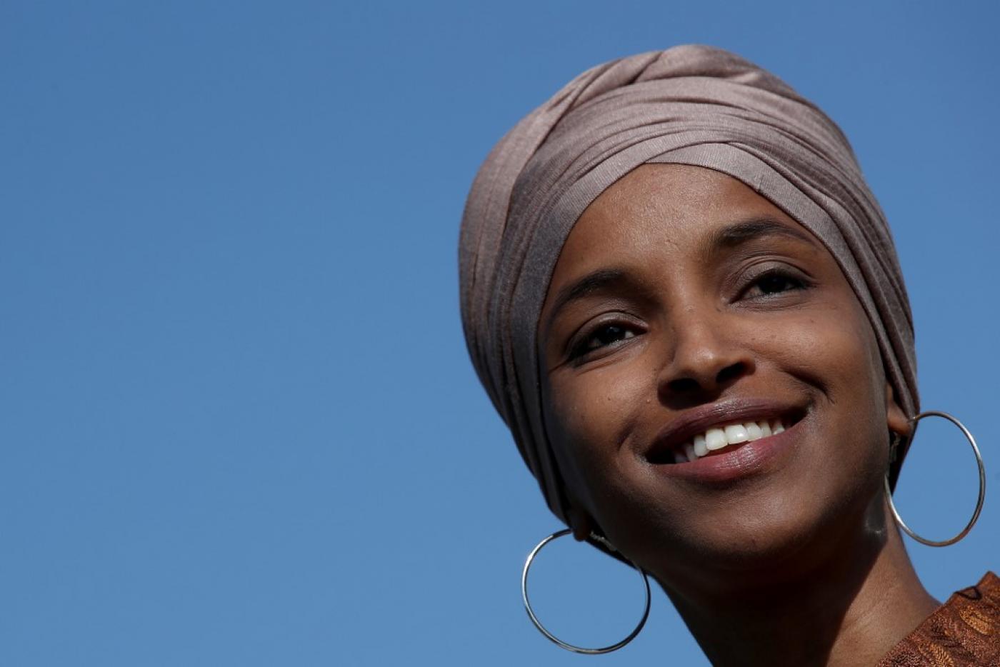 How Ilhan Omar symbolises the struggle of Black American Muslims
