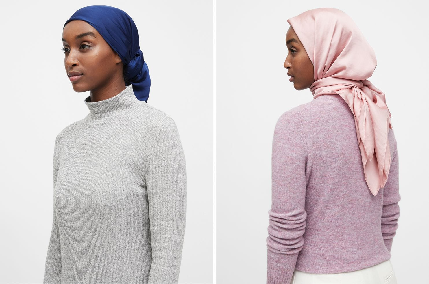 Banana Republic is selling hijabs. Muslim shoppers wonder: Is it inclusion or appropriation?