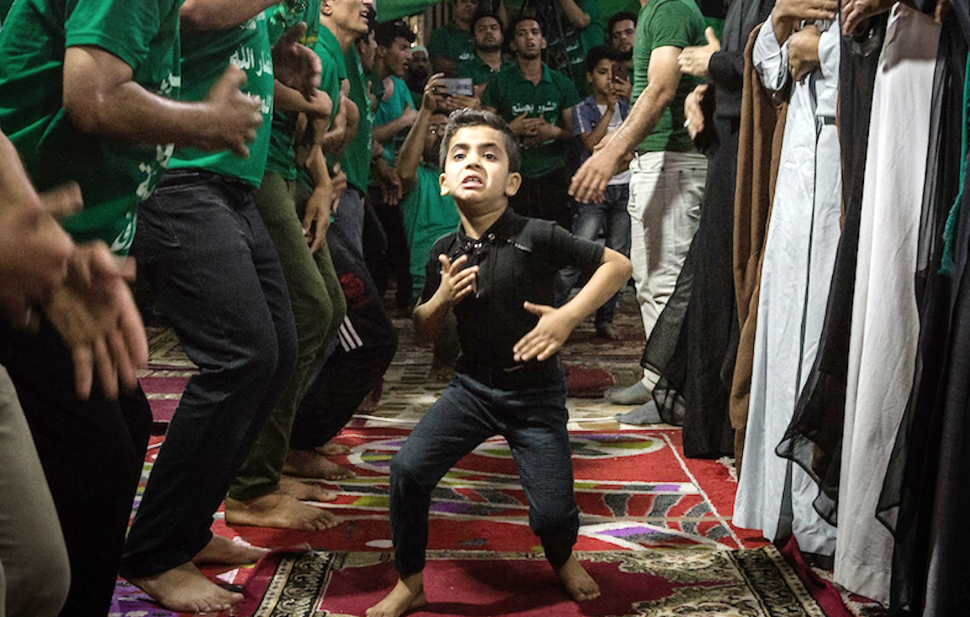 Baghdad beats: Meet the Shia rappers raising the roof