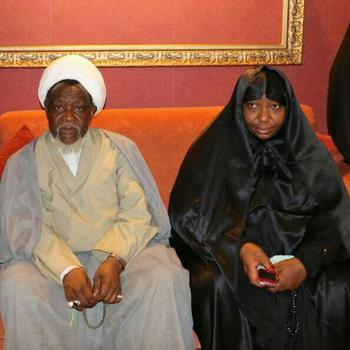 Nigeria's Shia leader flies to India for medical treatment