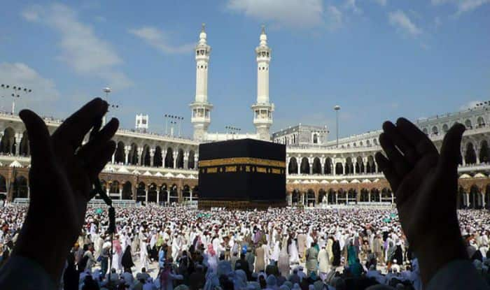 Muslim pilgrims descend on Mecca for haj, Saudis warn against politics