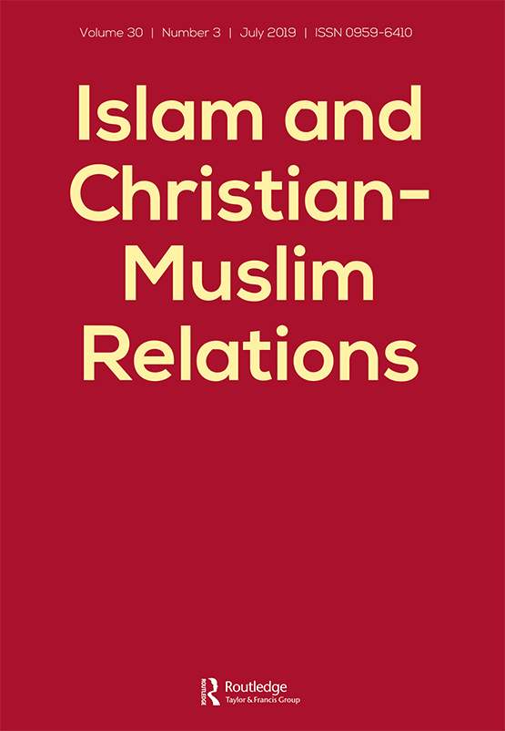 Islam and Christian-Muslim Relations