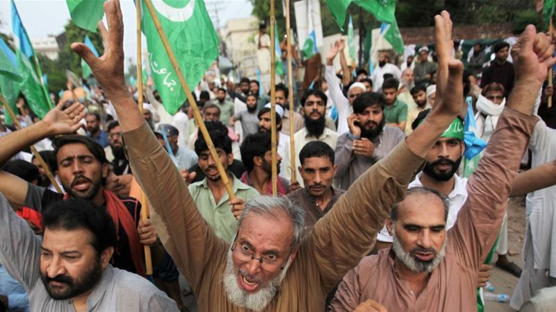 Pakistan is no friend of Kashmir, either