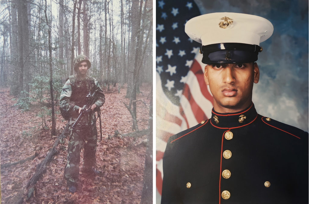 A Muslim Marine's Trauma: I Was Set Up, Arrested and Acquitted