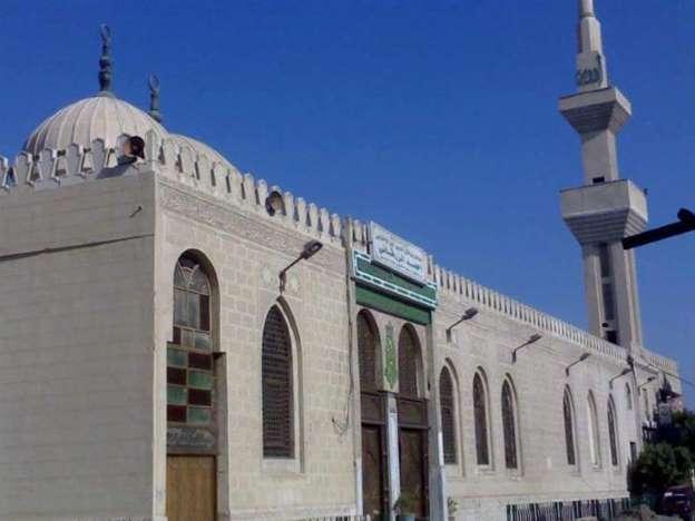 Sisi orders demolition of Sufi mosque on Mahmoudiyah road
