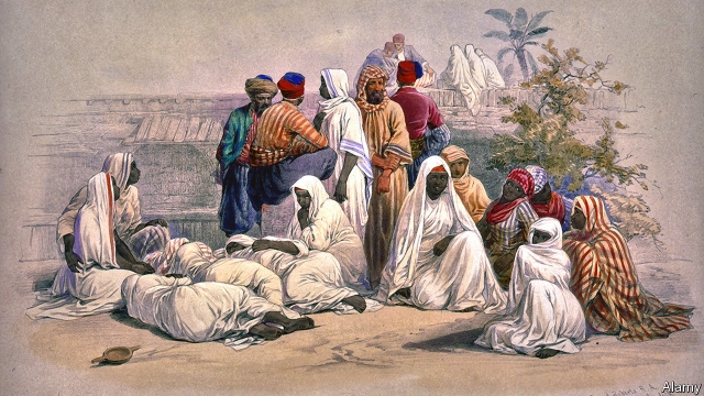 Everywhere in chains: Why Islamic debates over slavery matter to everyone