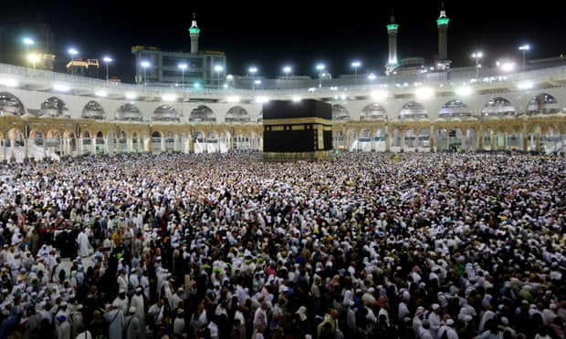 With hajj under threat, it's time Muslims joined the climate movement