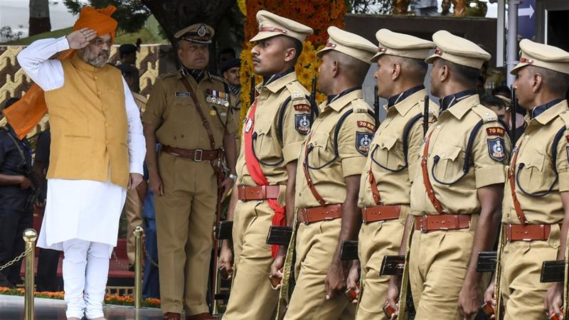 Half of India police feel Muslims more likely to commit crimes