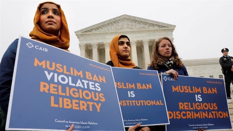 Muslim Americans Testify on Effects of Trump's Travel Ban