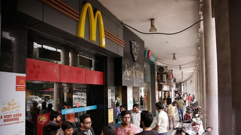 McDonald's faces boycott threats in India for serving halal meat