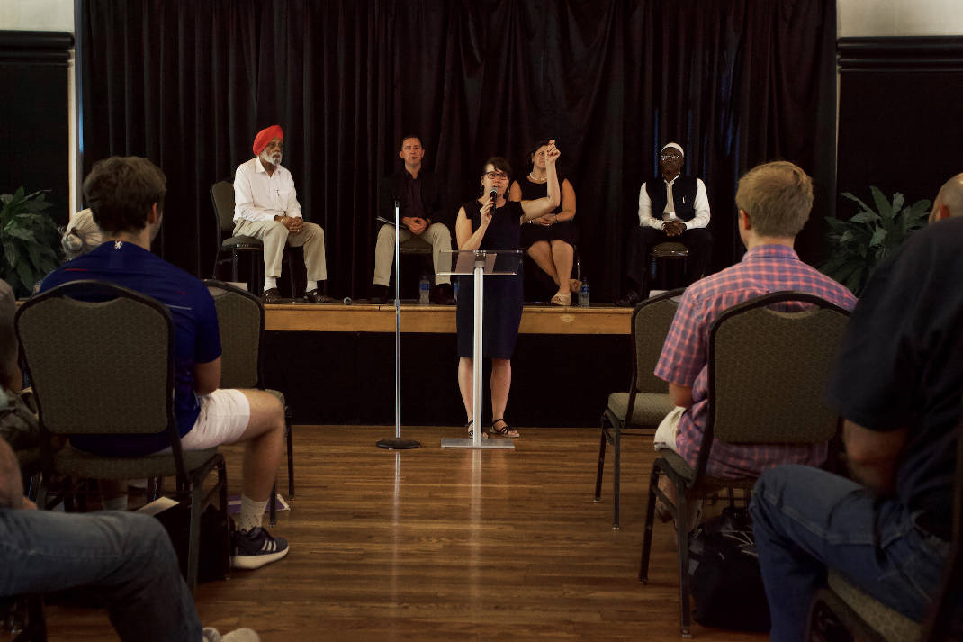 Stopping Islamophobia means recognizing its racism. Interfaith panel talks solutions for hate