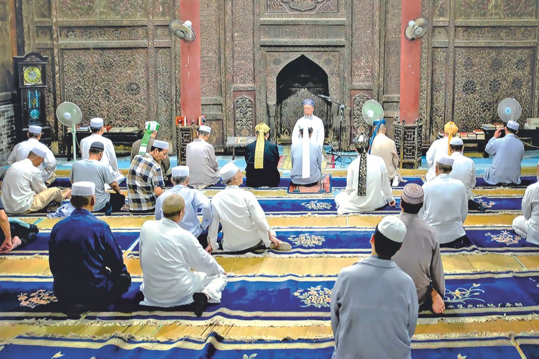 The cultural heritage of China's Muslim community