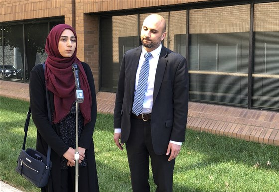 Muslim Woman Sues Virginia Company, Says they didn't Hire her over Prayer Breaks