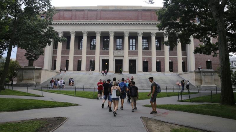 Harvard University student from Palestine denied US entry