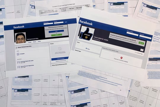 Whistleblower says Facebook auto-generated pages for Islamic State, al-Qaida