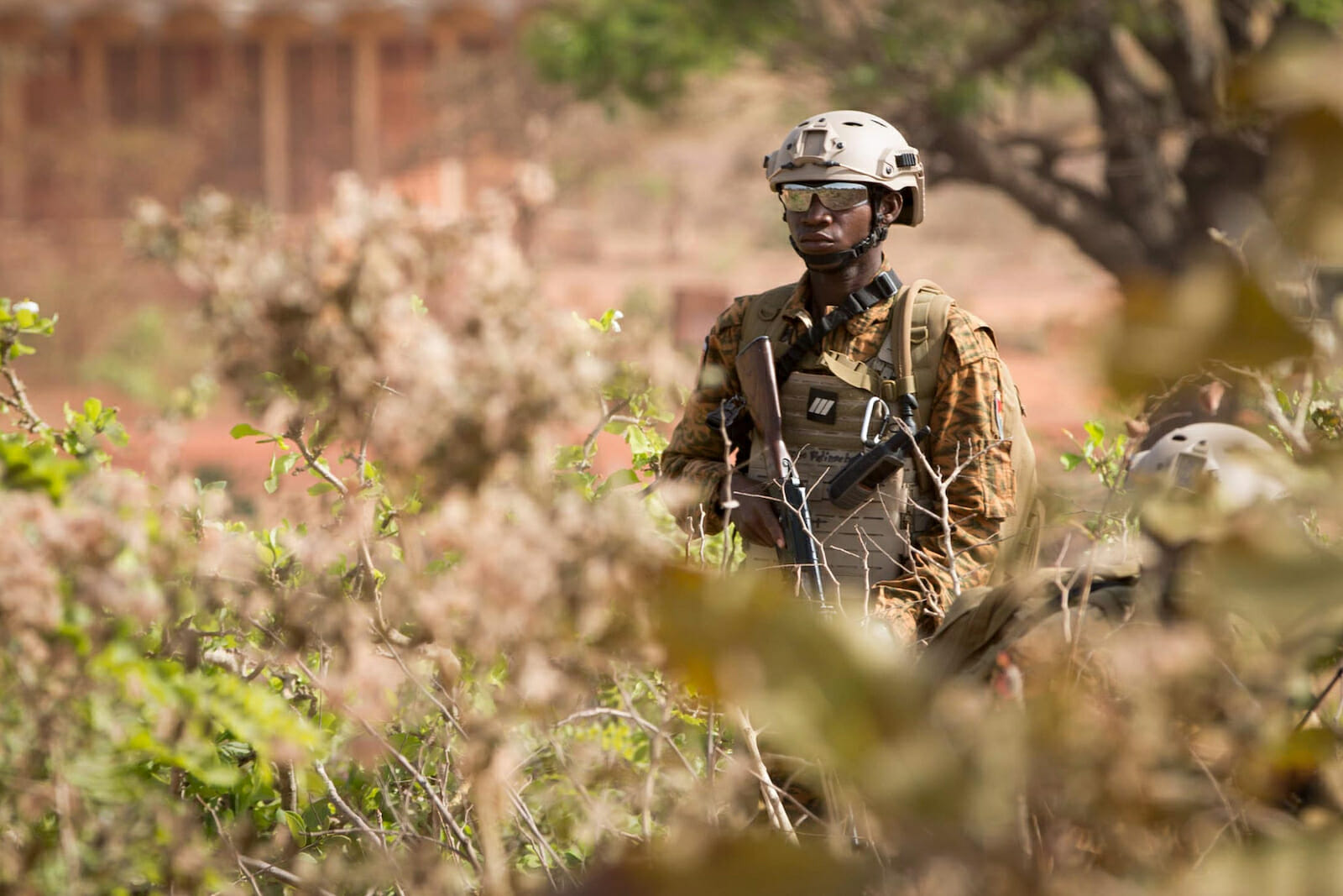 Burkina Faso: Islamic State and al-Qaeda's New Sanctuary