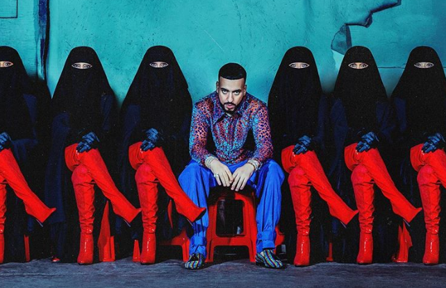French Montana's Niqab Artwork is well-meaning, but Reinforces a Tired Trope