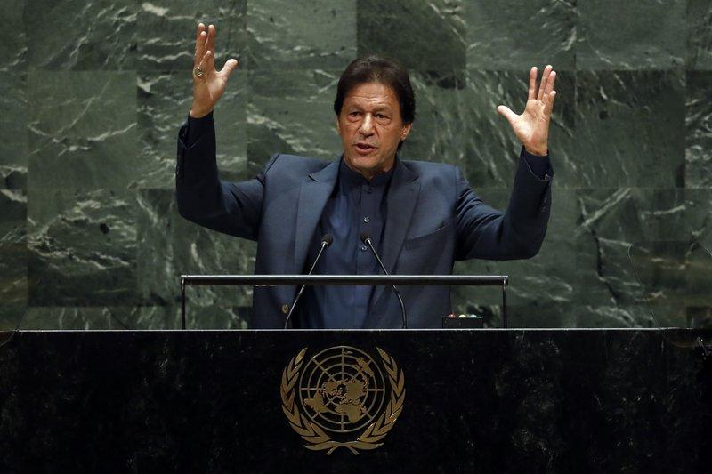 Analysis: To Combat Islamophobia, Khan bridges East and West