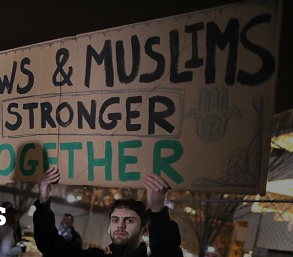 We Muslims Must Fight Anti-Semitism In Our Own Communities