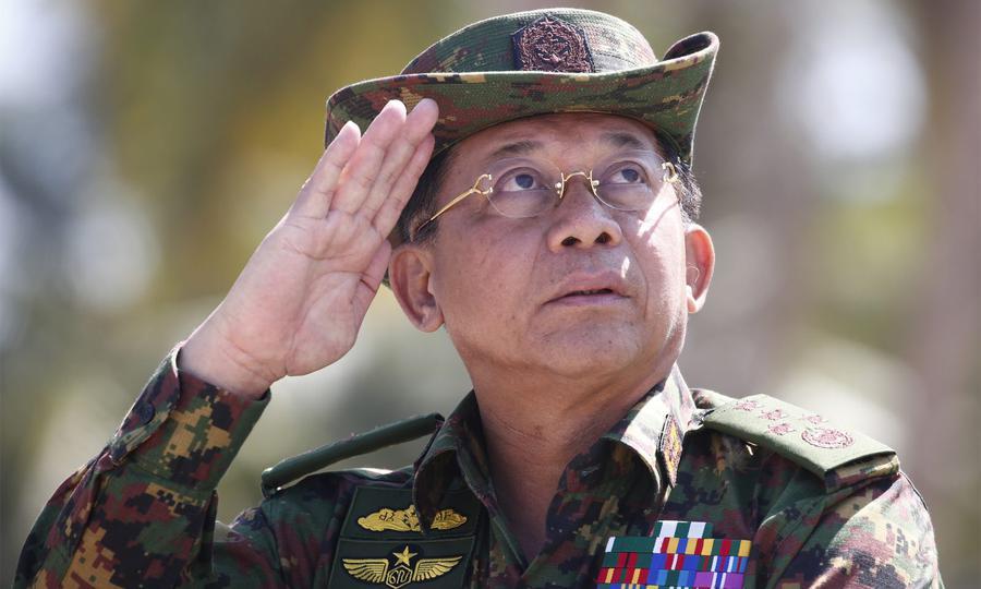 Myanmar Military Chief seeks Muslim Redemption