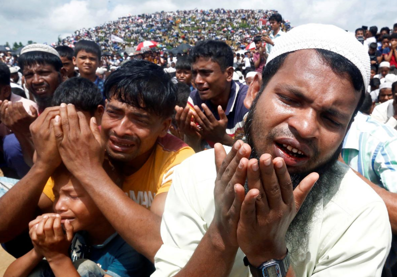 Myanmar forces Rohingya to accept cards that preclude citizenship - group