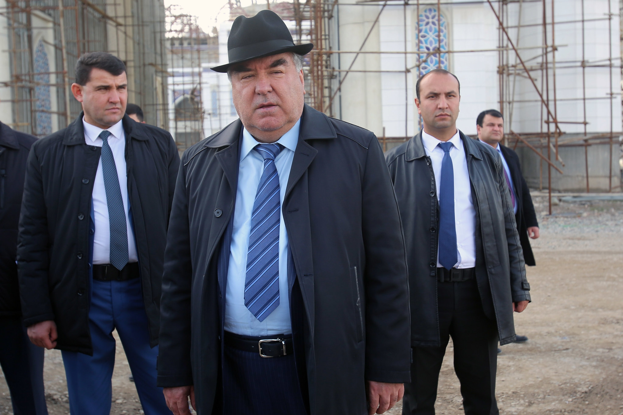 Tajikistan: Imams do government's bidding – and building