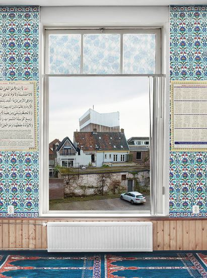 In Pictures: Seeing the World Through Mosque Windows