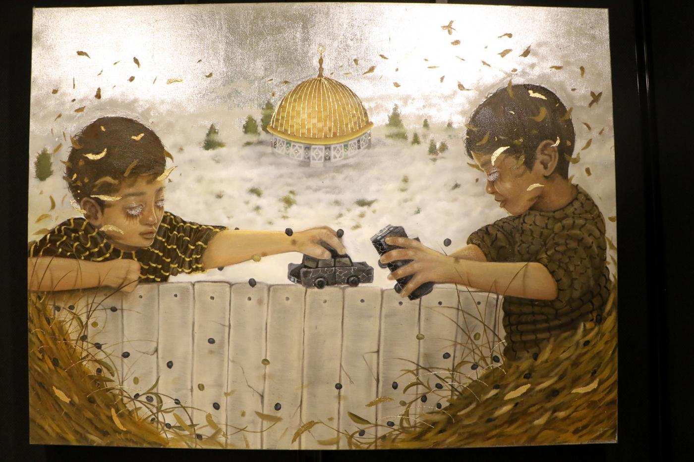 Washington's Palestine Museum Brings New Voices to the US Capital