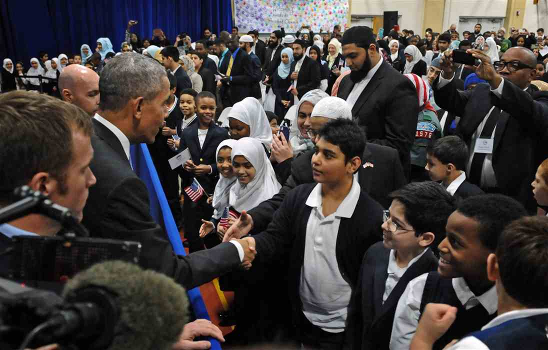 Muslim Americans and their affinity towards the Left