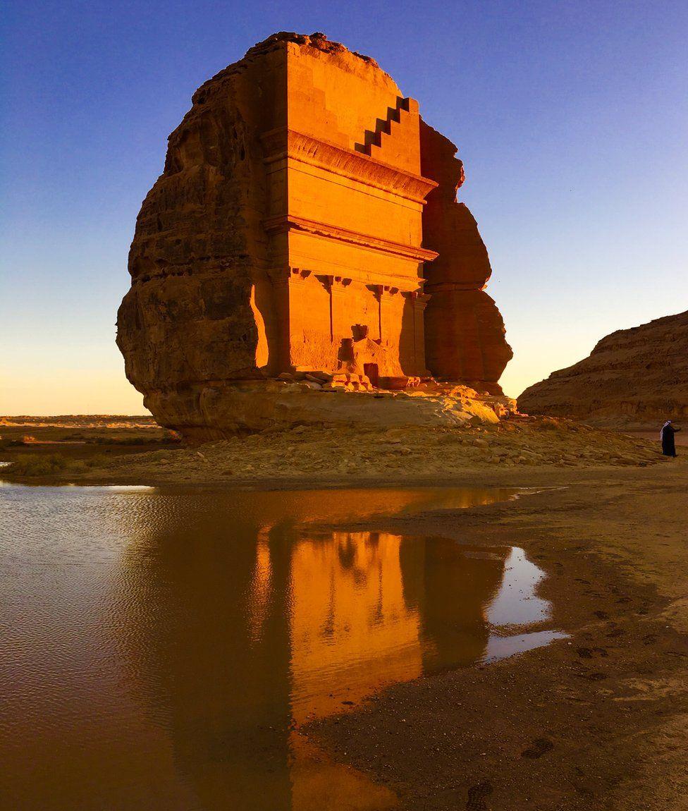 Uncovering Secrets of Mystery Civilization in Saudi Arabia