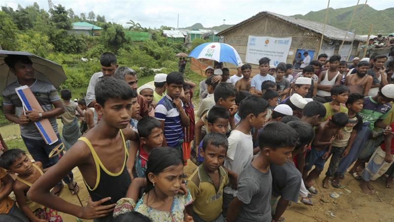Bangladesh Says Thousands of Rohingya Agree Relocation to Island