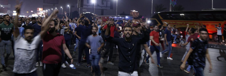 A Broken Muslim Brotherhood Struggles for Relevance