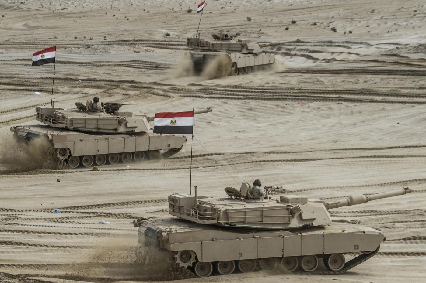 US Aid to Egypt Poised to Proceed in What Rights Groups Call 'Shameful' Act