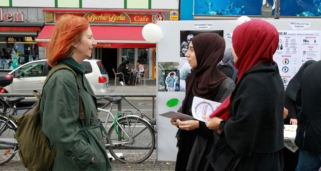 Muslim Women Attacked at anti-Hate Event in Germany
