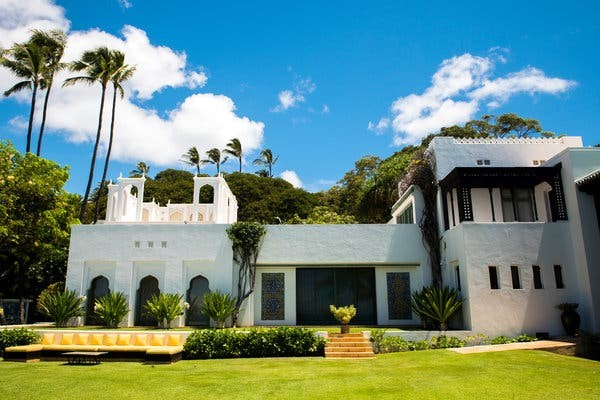 A Hawaii Home for Islamic Art Widens Its Scope