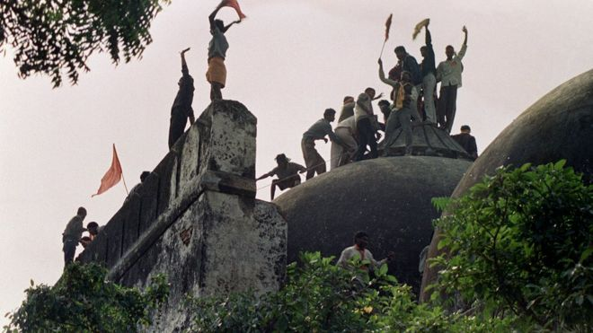 Ayodhya dispute: The Complex Legal History of India's Holy Site