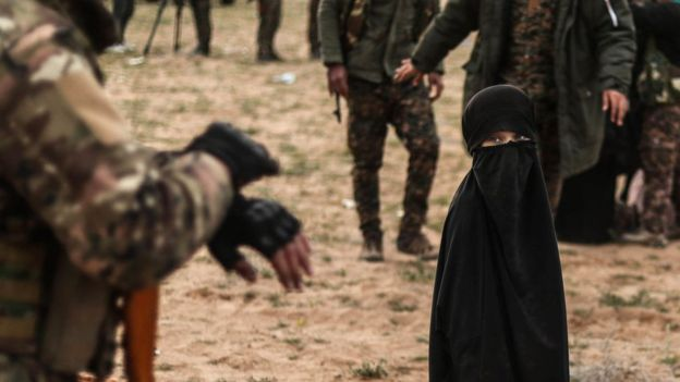 'Islamic State' Children: How Do They Get Home?