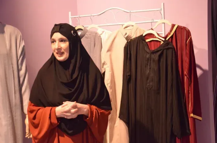 HuffPost Her Stories: This Italian Entrepreneur Is Elevating Muslim Fashion