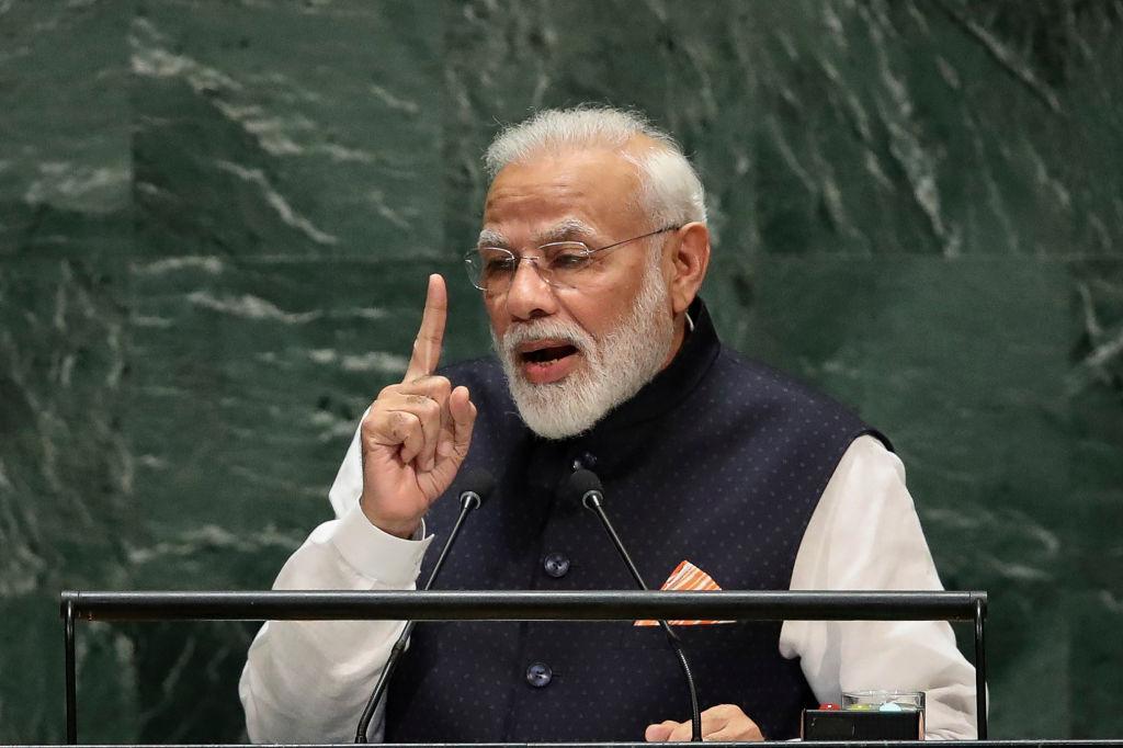 Modi's Mass Muslim Detention Scheme