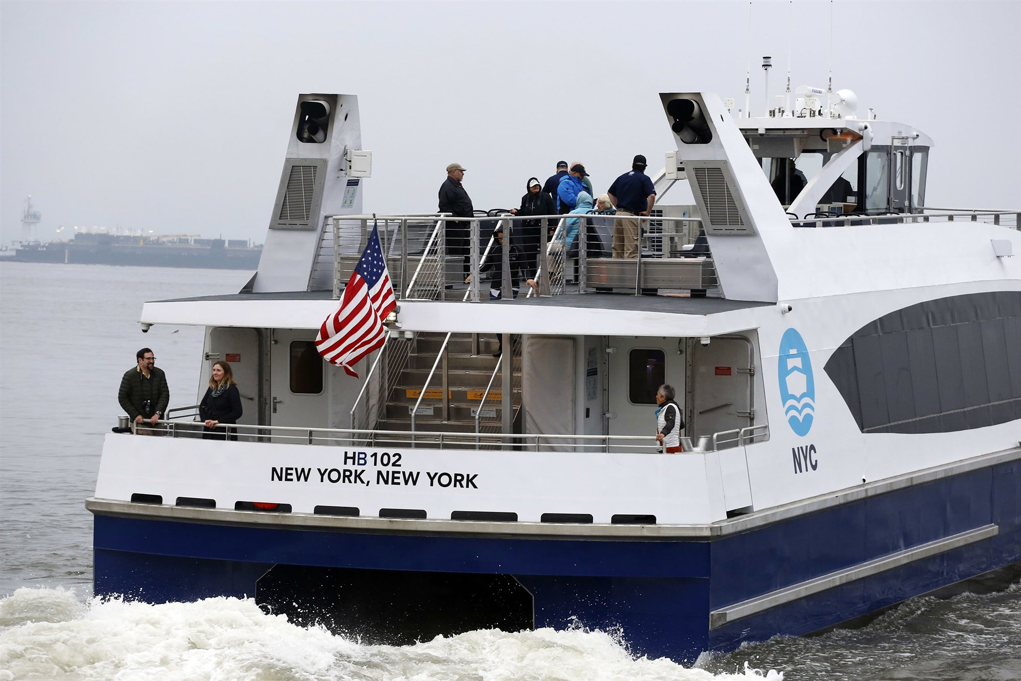 Muslim Families not Allowed to Board NYC Ferry after being Labeled a 'Security Issue,' Complaint Says
