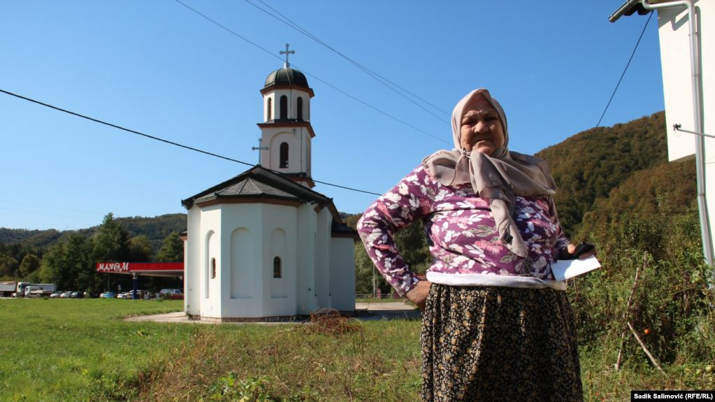 Bosnia Ordered To Remove Church From Muslim Woman's Property