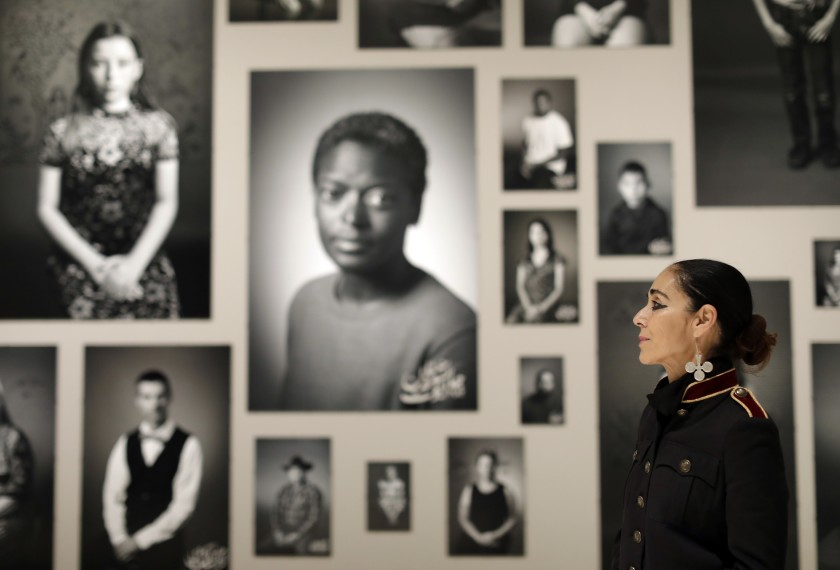 Artist Shirin Neshat Challenges the Idea of Muslim Women as Victims and Explores Exile