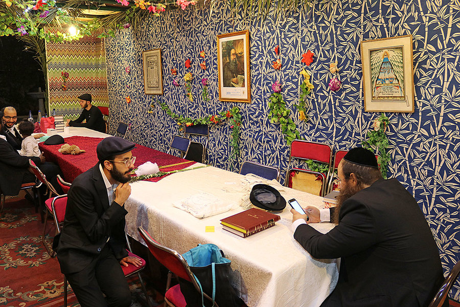 Where an Ancient Jewish-Muslim Coexistence Endures