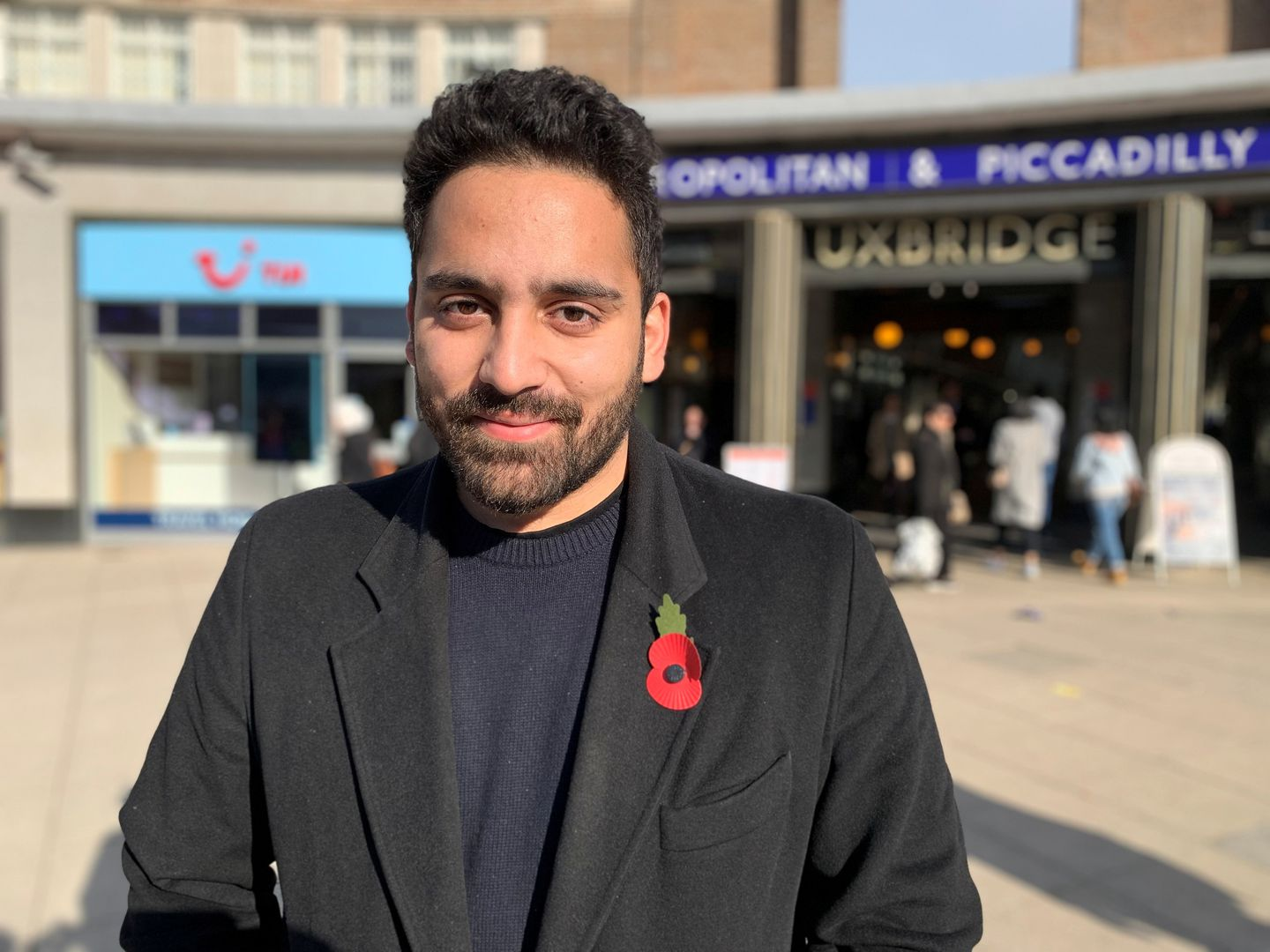 Can Boris Johnson Keep his Seat? A Young Muslim Immigrant is Challenging the British Prime Minister