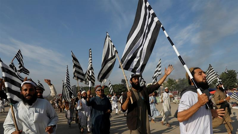 Five Things to Know about Pakistan's Anti-Government Protests