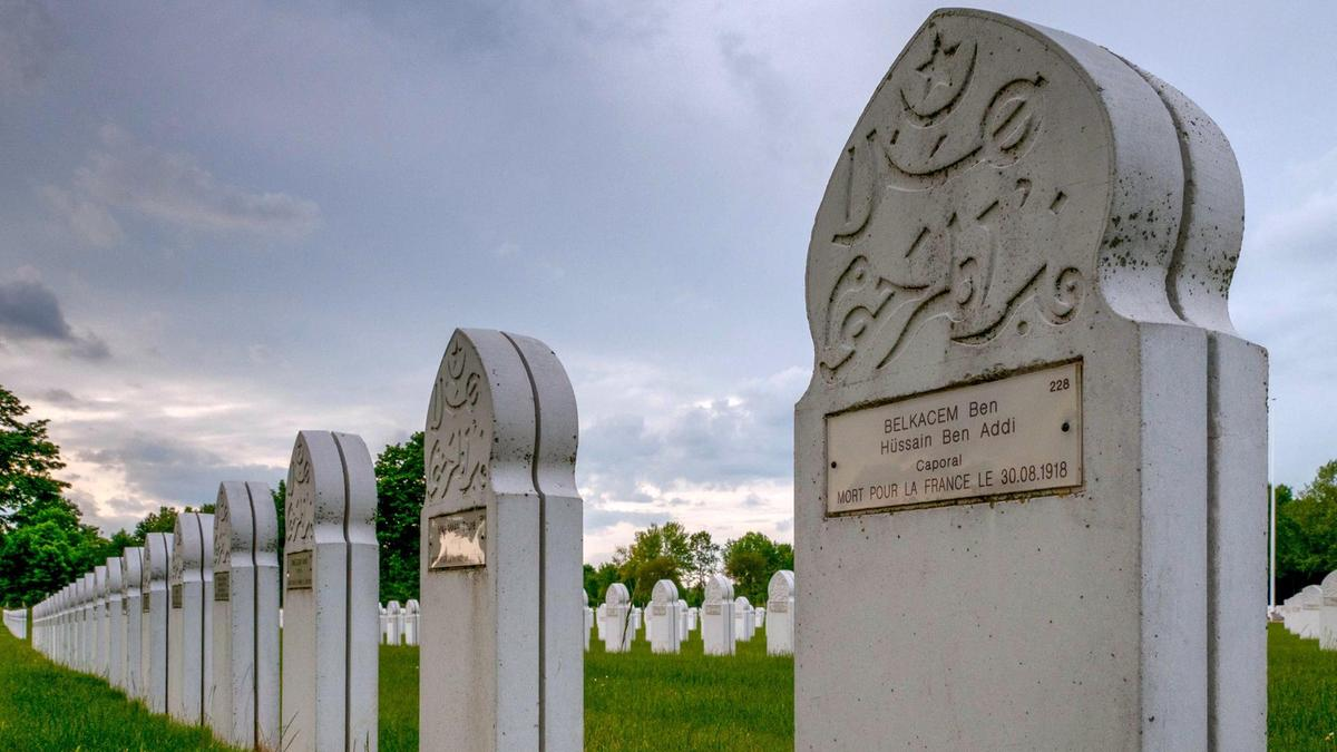 The Forgotten Muslim Heroes of the First World War