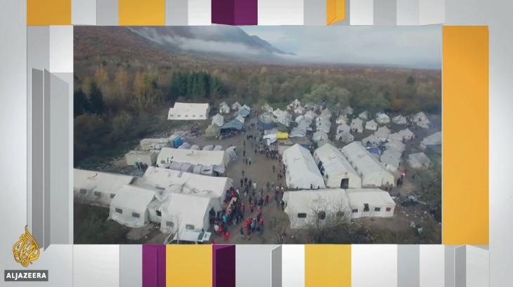 Who Should be Tackling Bosnia's Migrant Crisis?