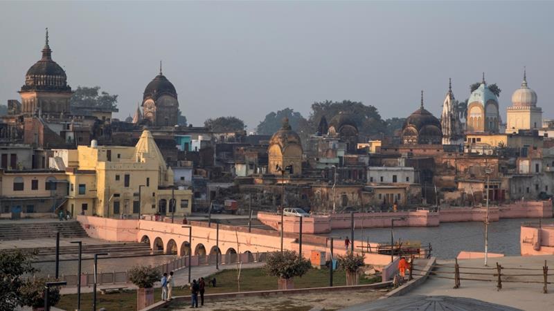 Indian Muslims to Seek Review of Hindu Temple Site Ruling