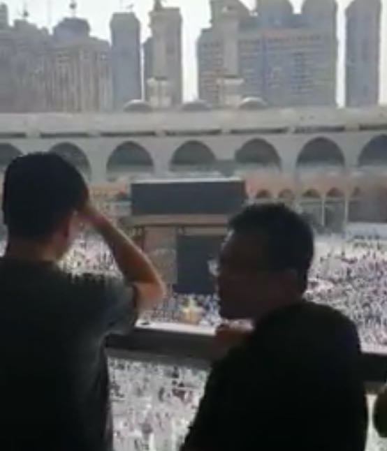 Something Is Rotten in the State of Saudis: Non-Muslim Chinese Allowed Into Mecca