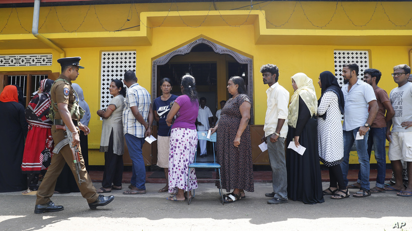 Muslim Voters Attacked as Sri Lanka Elects President